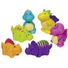 SMARTOYS GOKI Water squirters - dinosaurs