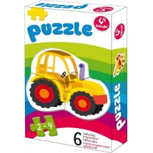 Promatek First Puzzle, Vehicles