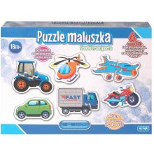 Artyk Puzzle Vehicles