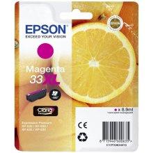 "Тонер Epson T3363XL ""оранжевый"" Claria..."