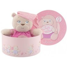 CHICCO Pink Teddy Bear