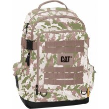 CAT Laptop backpack Combat, moro