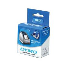Dymo LabelWriter Multipurpose Labels, Black...