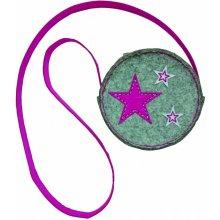 Stnux Purse round stars