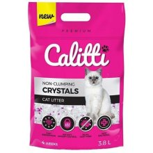 Calitti Crystal - silicone litter 3.8 l