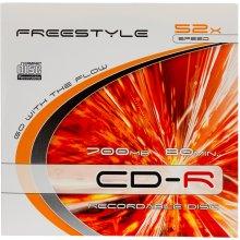 Toorikud OMEGA Freestyle CD-R 700MB 52x Safe...