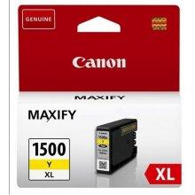 Тонер Canon чернила PGI1500XLY жёлтый...