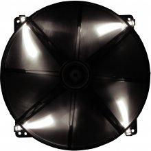 BitFenix Spectre 200mm Lüfter weiße LED must