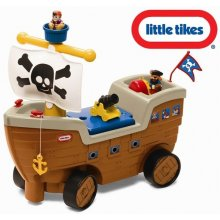 LITTLE TIKES Walker in the shape of a pirate...