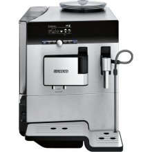 Kohvimasin SIEMENS TE803509DE edelstahl/must