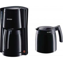 Kohvimasin SEVERIN KA9234 Kaffeeautomat must