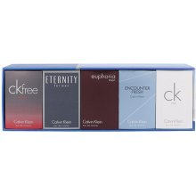 Calvin Klein Mix Giftset, 10ml Edt Euphoria...