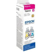 Tooner Epson T6643 MAGENTA tint BOTTLE 70ML