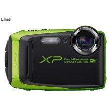 Фотоаппарат FUJIFILM XP90 зелёный