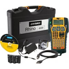 Dymo 6000 Hard Case Kit RHINO, Direct...