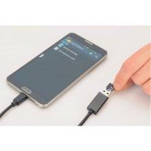 Ednet Data kaabel / laadimine Micro USB 2.0...