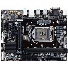 Emaplaat GIGABYTE GA-B150M-D2V DDR3