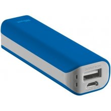 TRUST POWER BANK USB 2200MAH PORTAB./BLUE...