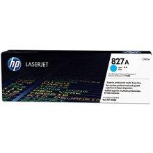 Тонер HP 827A голубой, Laser, HP, LaserJet