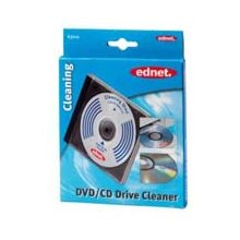 Ednet CD/DVD/Blu-ray Driver Cleaner