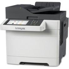 Printer Lexmark CX510de, Laser, Colour...