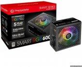 Thermaltake Smart RGB 600W