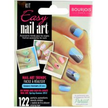 BOURJOIS Paris Easy Nail Art Kit, Cosmetic...