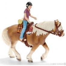 Schleich Zestaw do jazdy konnej Kucyk