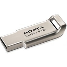 Флешка ADATA UV130 8 GB, USB 2.0, Golden