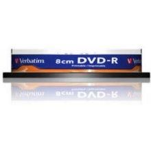 Toorikud Verbatim DVD-R 1,4GB 8cm 10pcs Spin...