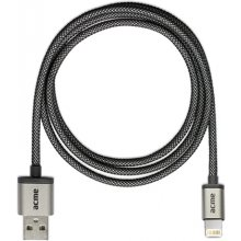 Acme CB03 USB, Lightning, 1 m, серый
