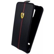 FERRARI EFOCFLS5BL flip G900 S5 black