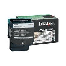 Lexmark C540H1KG Toner Prebate чёрный