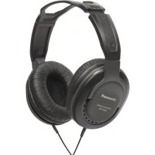 PANASONIC RP-HT265 Headband/On-Ear, black...