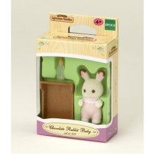 Epoch Dziecko królików czekoladowe uszka