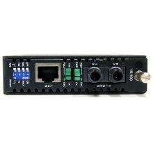 StarTech.com ET90110ST2, 10Base-T, ST, Full...
