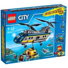 LEGO City Superpack 4w1 66522
