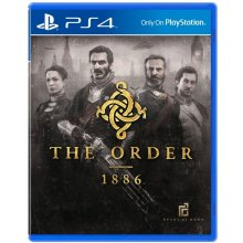 Mäng Sony The Order: 1886 PL PS4