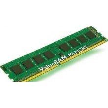 Mälu KINGSTON tehnoloogia 4GB DDR3-1600...