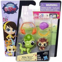 HASBRO LPS pet accessories Vinnie Terrio &...