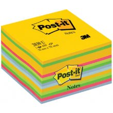 3M Märkmekuup Post-It Ultra 76x76mm...