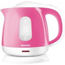 Чайник Sencor Veekeetja SWK1018RS roosa