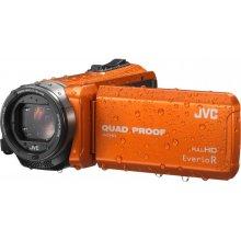 JVC GZ-R415 oranž