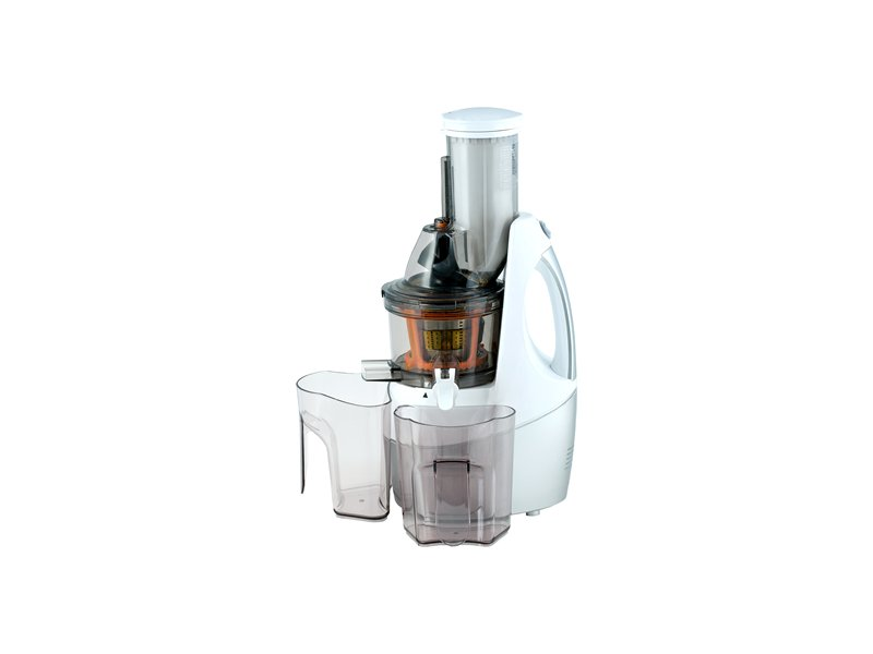Slow Juicer Extra : Happy Juicing Juicer HJ-2014C Type Slow juicer, white, 240 ...