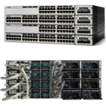 CISCO Catalyst 3750X-24T-S, 10/100/1000...