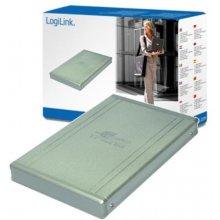 LogiLink алюминиевый корпус серебристый für...