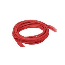 A-LAN Patchcord UTP cat 5e 0.5m, красный