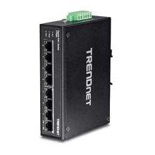 TRENDNET Switch 8-port Industrial Gbit PoE+...