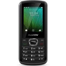 Мобильный телефон Allview M9 Jump Black, 2.4...