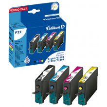 Tooner Pelikan Tinte 4 Farben (Epson...